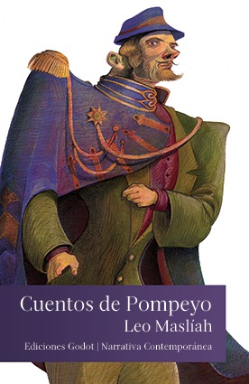 Cuentos de Pompeyo: portada