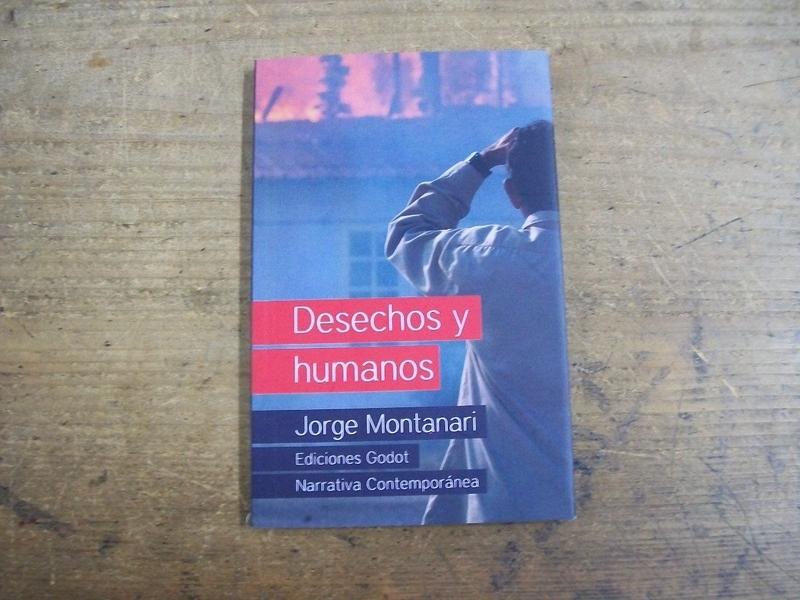 Desechos y humanos: portada