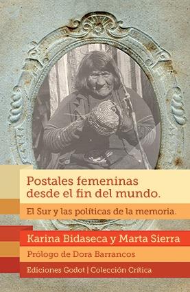 Postales femeninas desde el fin del mundo: portada