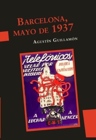 BARCELONA, MAYO DE 1937: portada