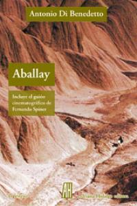 Aballay: portada