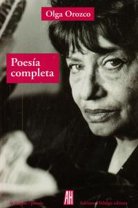 POESIA COMPLETA OLGA OROZCO - ISBN ARGENTINO: portada