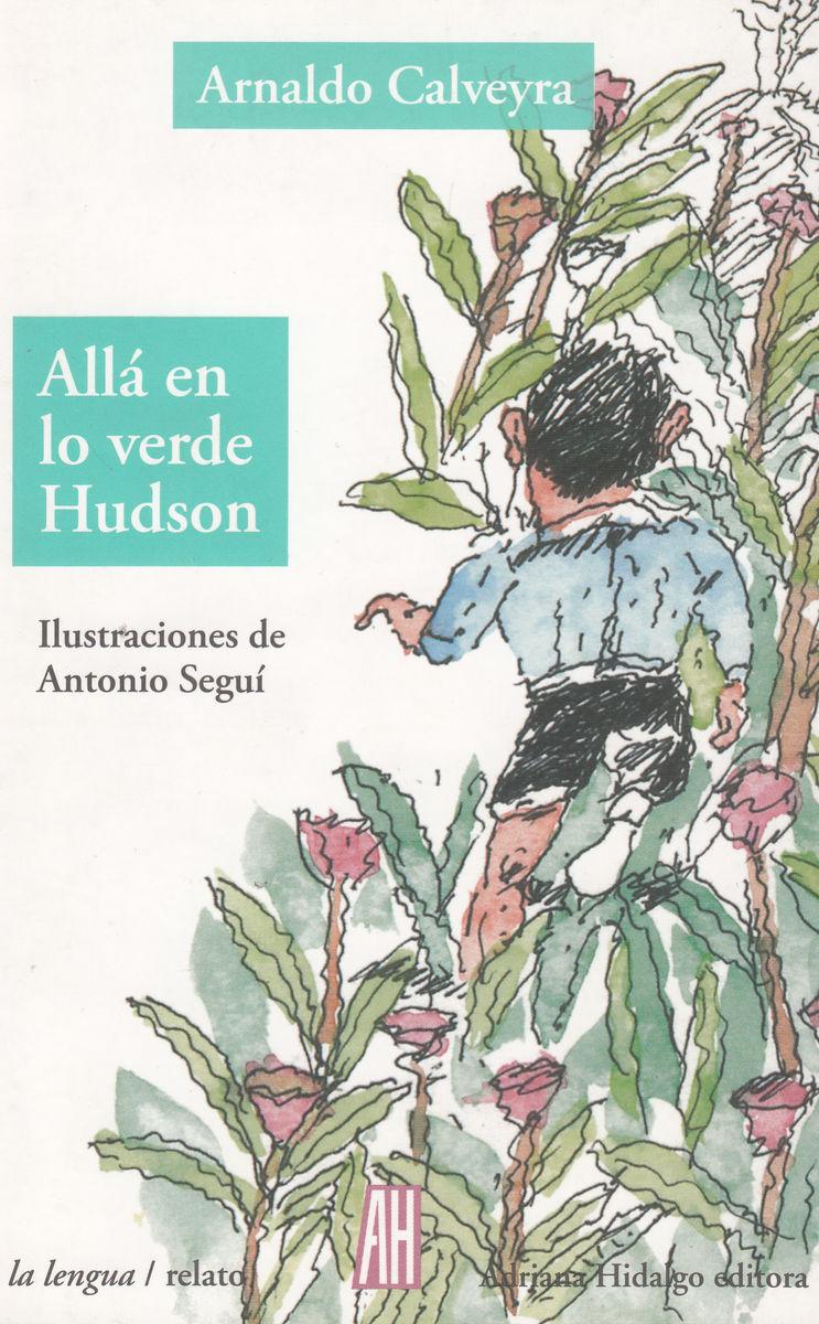 ALLA EN LO VERDE HUDSON - ISBN ARG: portada