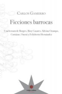 Ficciones Barrocas: portada