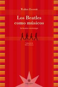 Los Beatles como músicos: portada