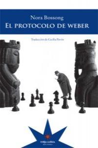 El protocolo Weber: portada