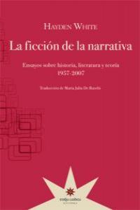 La ficción de la narrativa: portada