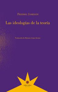 Las ideologías de la teoría: portada