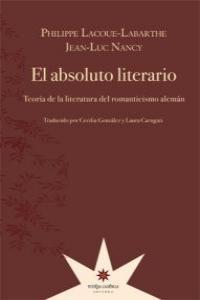 El absoluto literario: portada