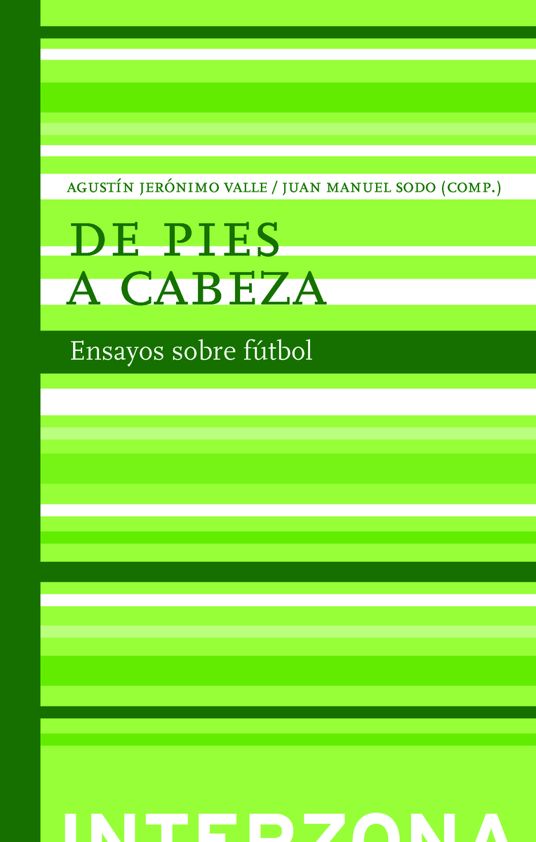DE PIES A CABEZA: portada