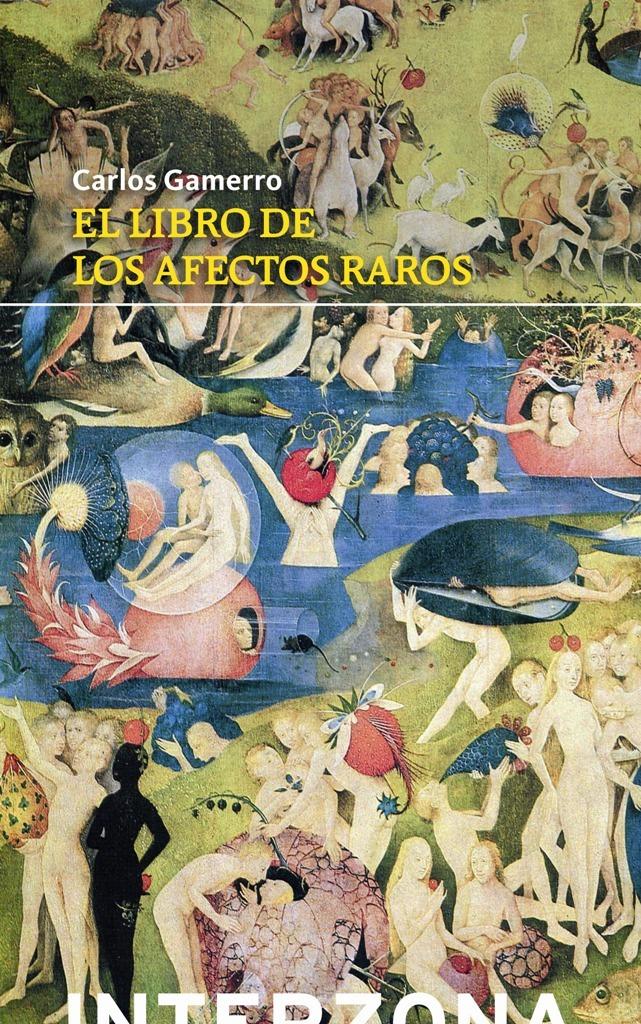 LIBRO DE LOS AFECTOS RAROS,EL: portada