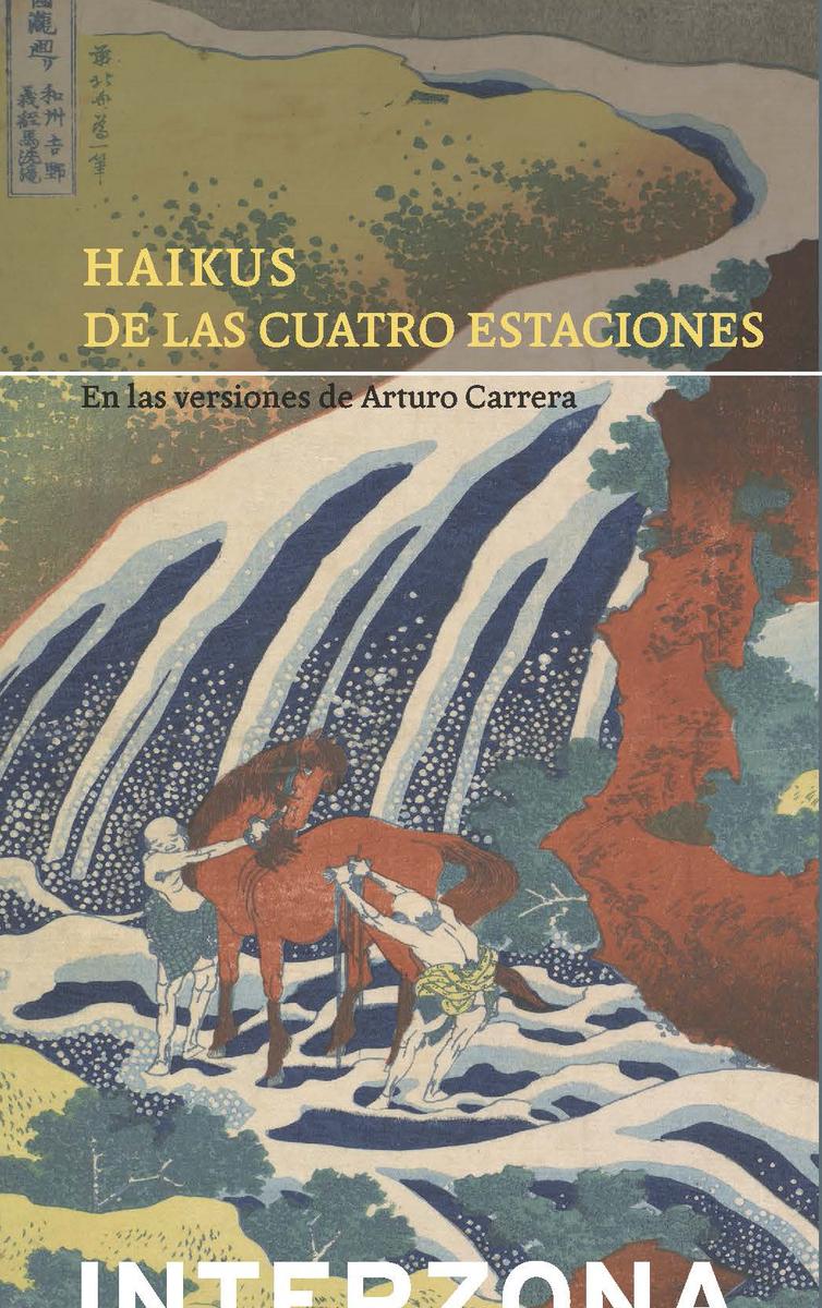 HAIKUS DE LAS CUATRO ESTACIONES: portada