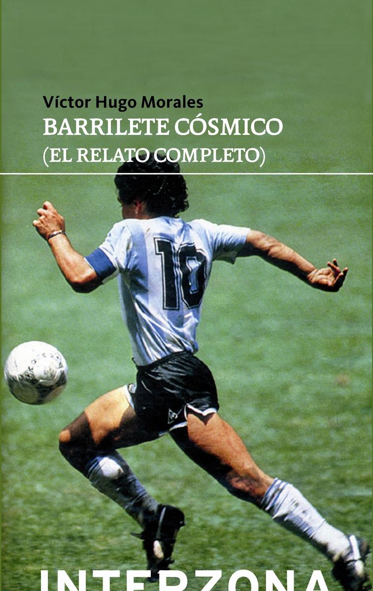 BARRILETE COSMICO: portada