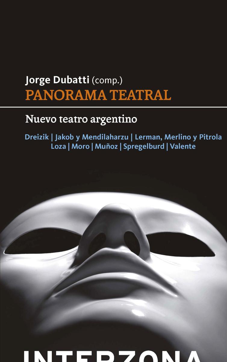 PANORAMA TEATRAL: portada