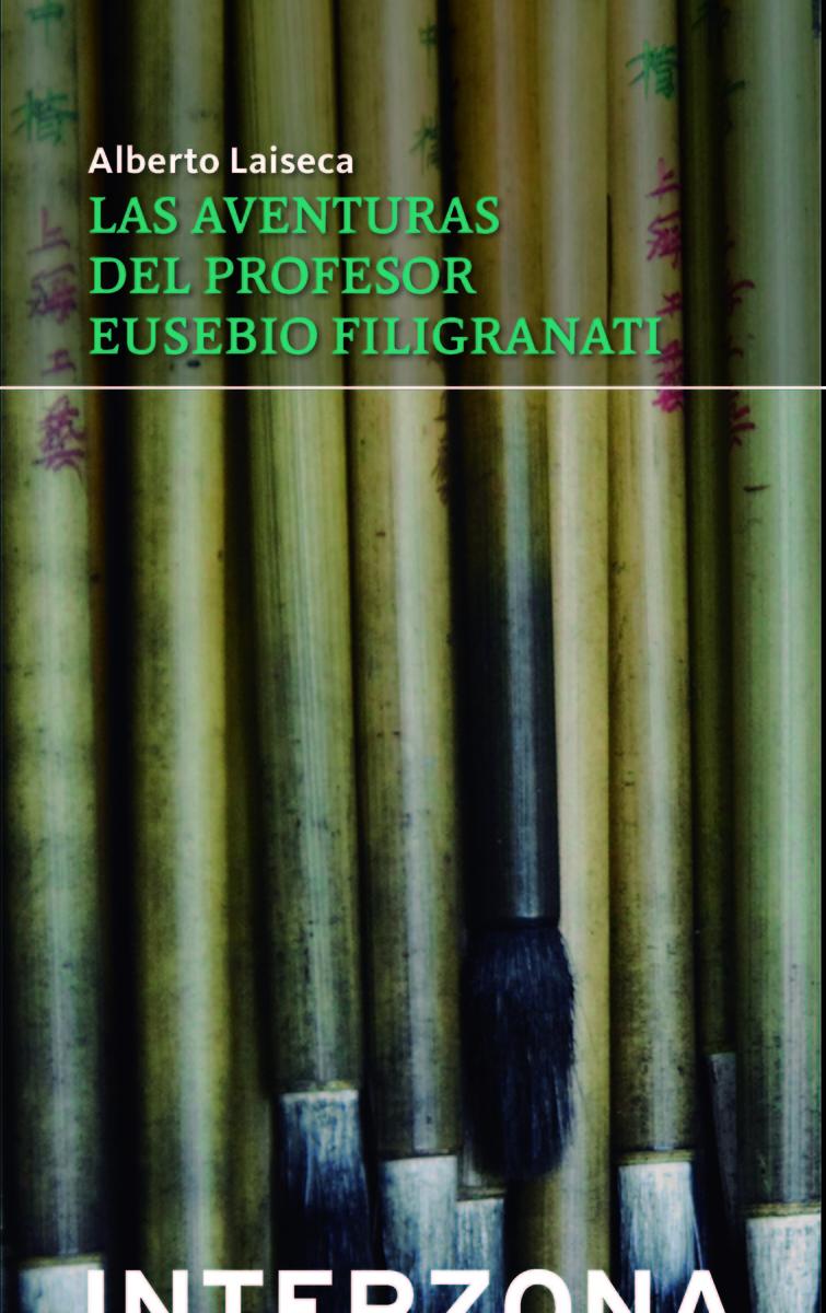 AVENTURAS DEL PROFESOR EUSEBIO FILIGRANATI,LAS: portada