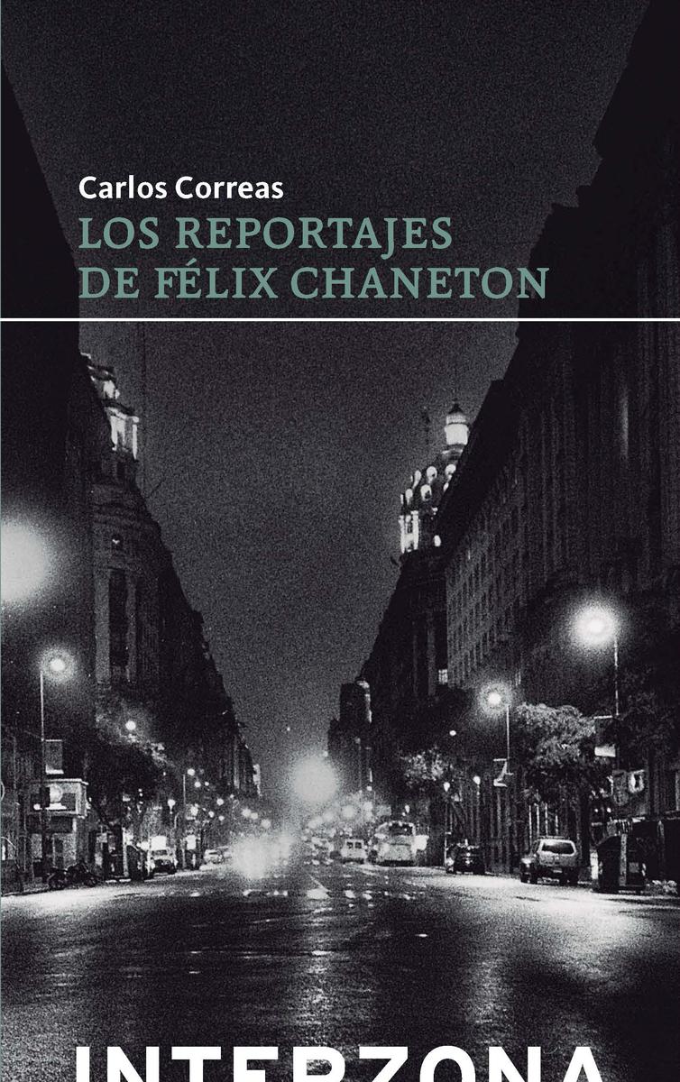 REPORTAJES DE FELIX CHANETON,LOS: portada