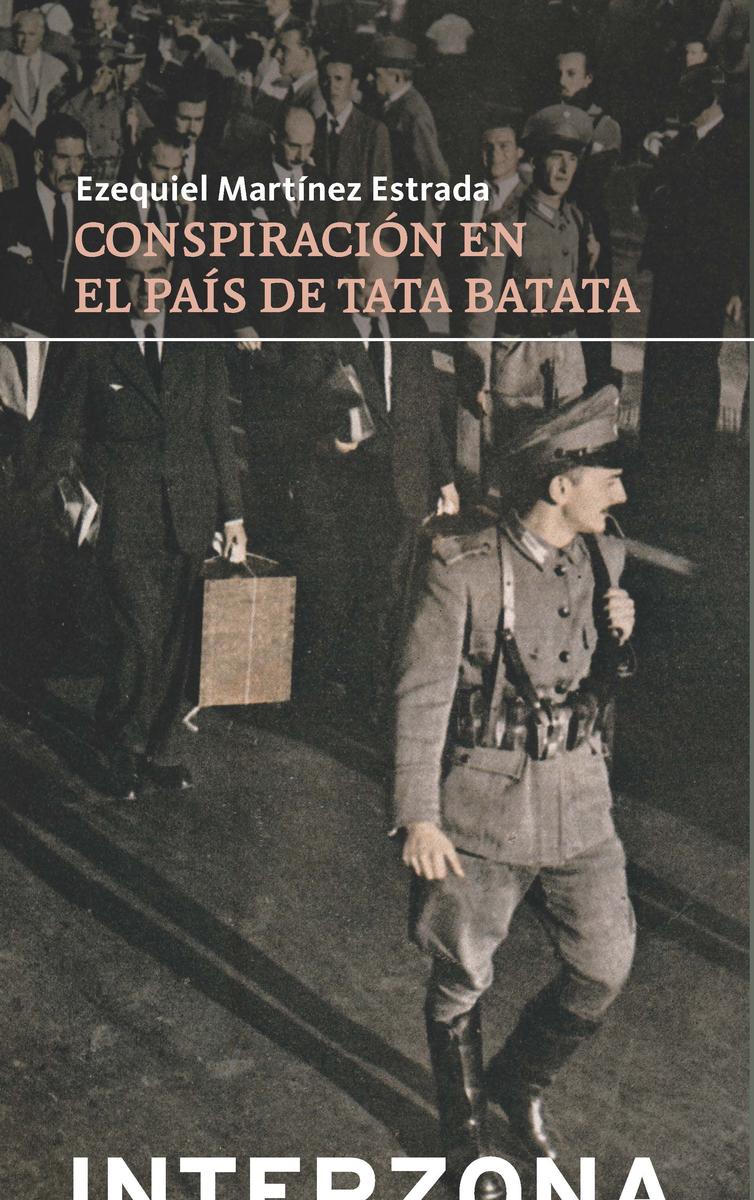 CONSPIRACION EN EL PAIS DE TATA BATATA: portada