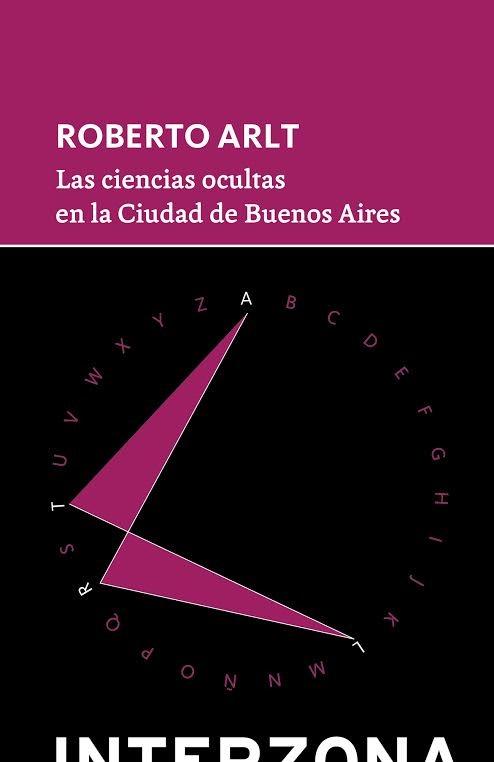 CIENCIAS OCULTAS EN LA CIUDAD DE BUENOS AIRES,LAS: portada