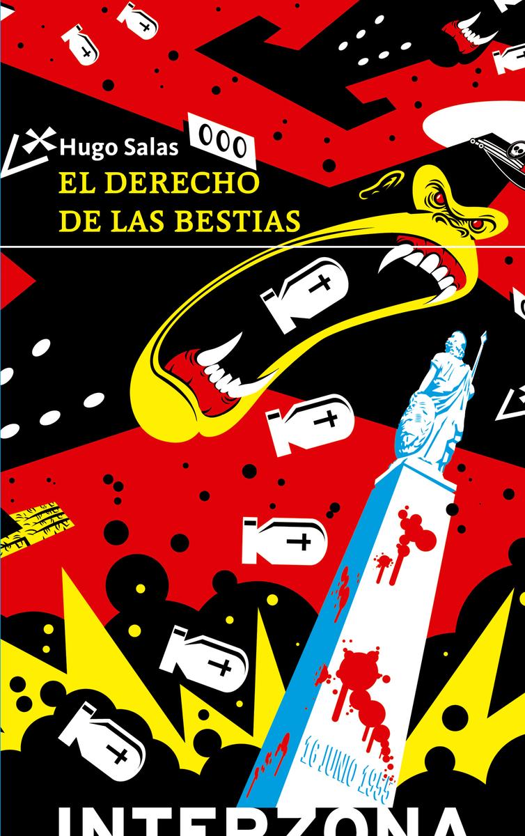 DERECHO DE LAS BESTIAS,EL: portada