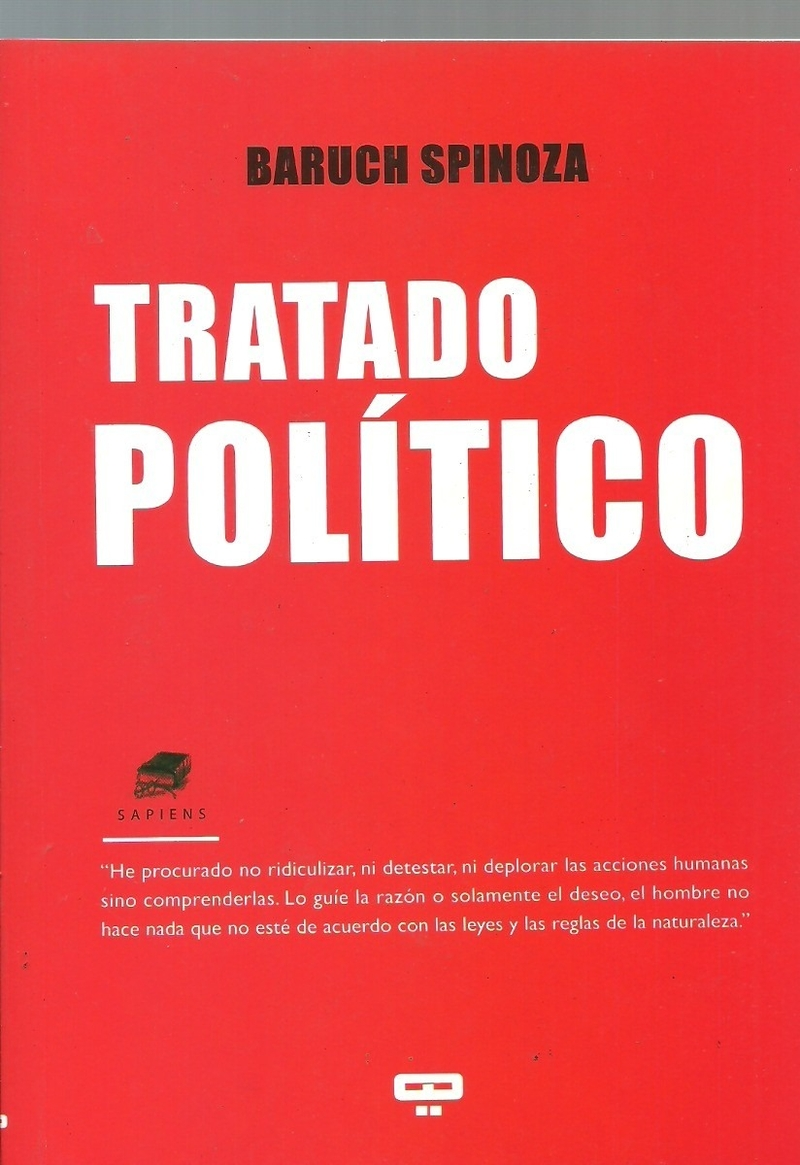 TRATADO POLÍTICO: portada