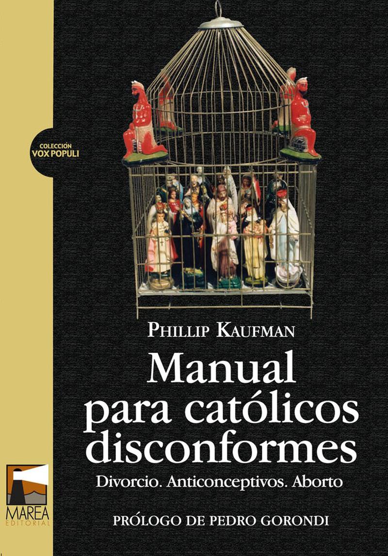 MANUAL PARA CATOLICOS DISCONFORMES: portada