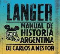 Manual de historia argentina: portada