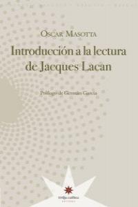 Introducción a la lectura de Jacques Lacan: portada