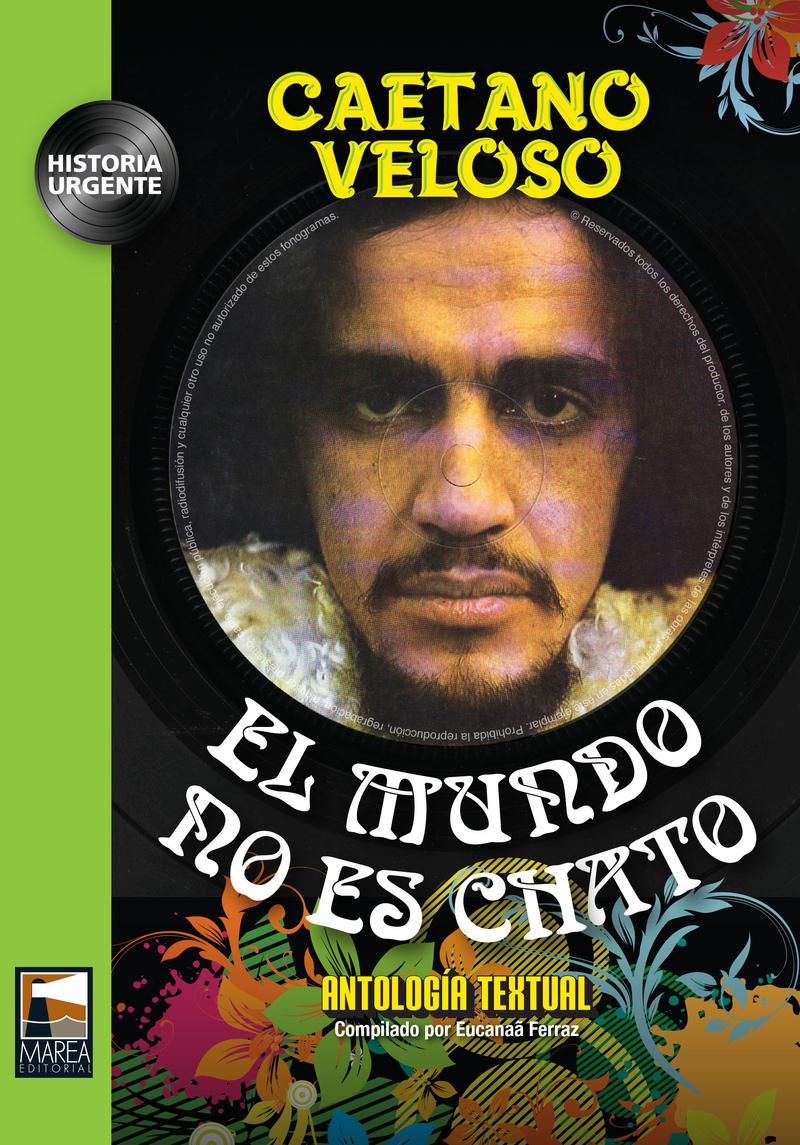 EL MUNDO NO ES CHATO: portada