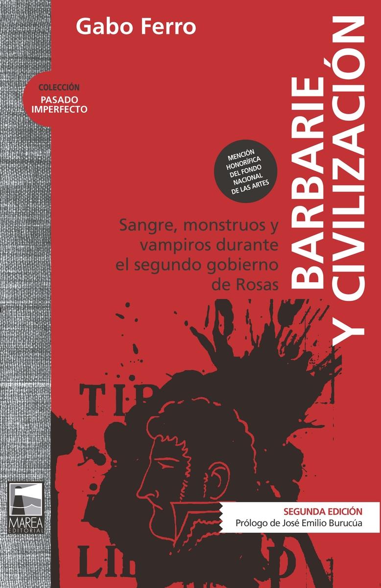 BARBARIE Y CIVILIZACION: portada