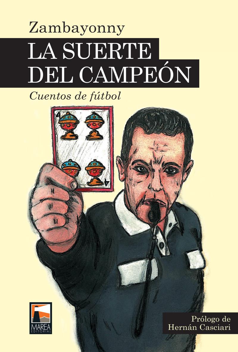 SUERTE DEL CAMPEON,LA: portada