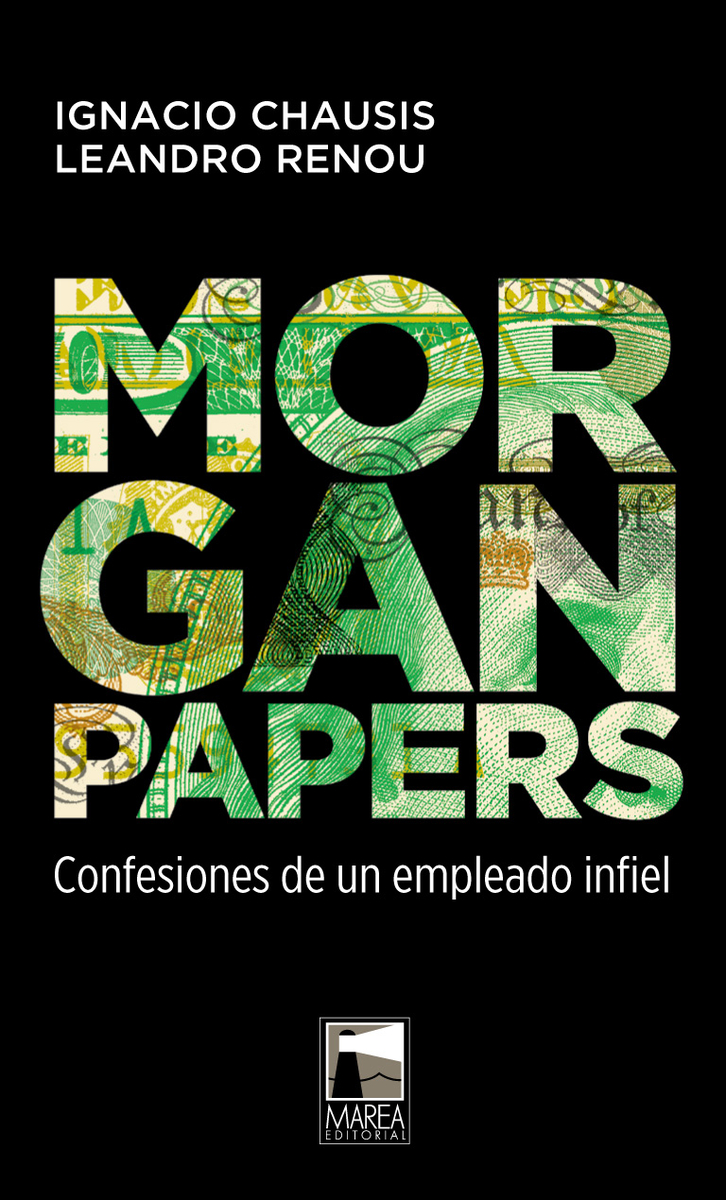 MORGAN PAPERS: portada