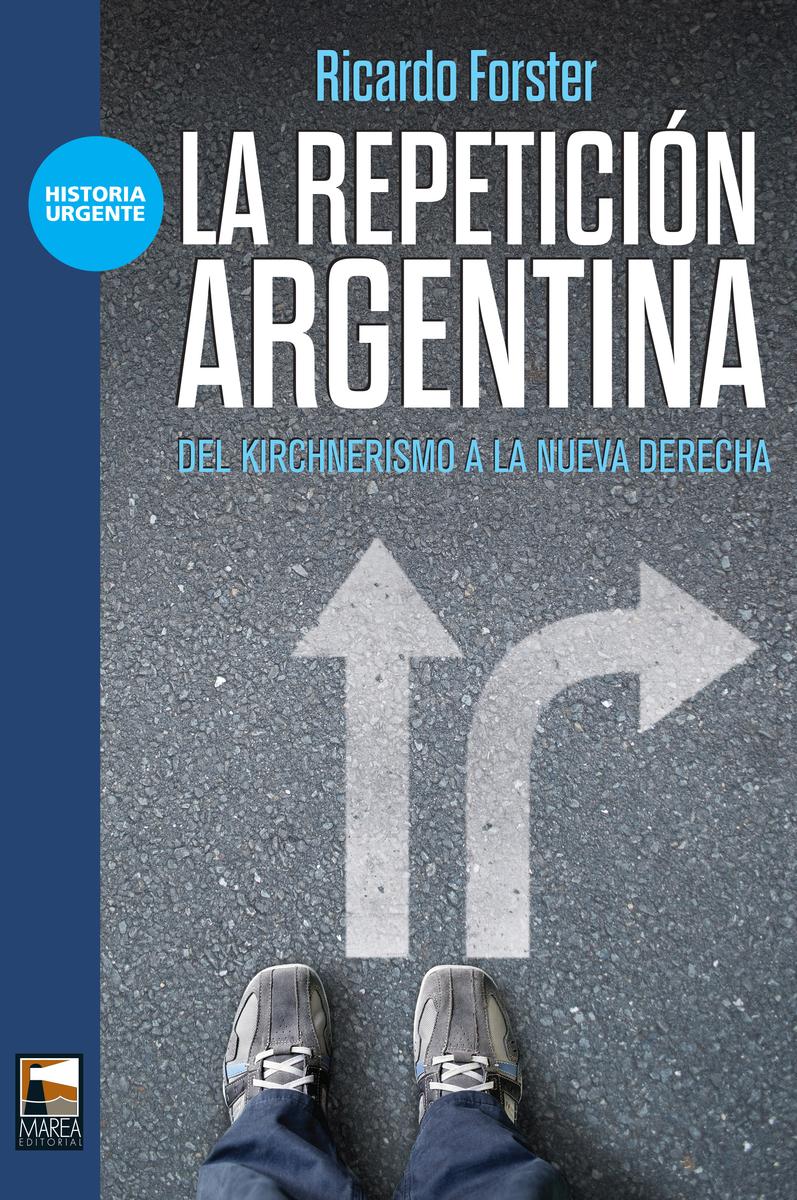 LA REPETICIÓN ARGENTINA: portada