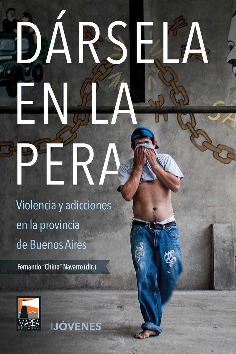 DÁRSELA EN LA PERA: portada