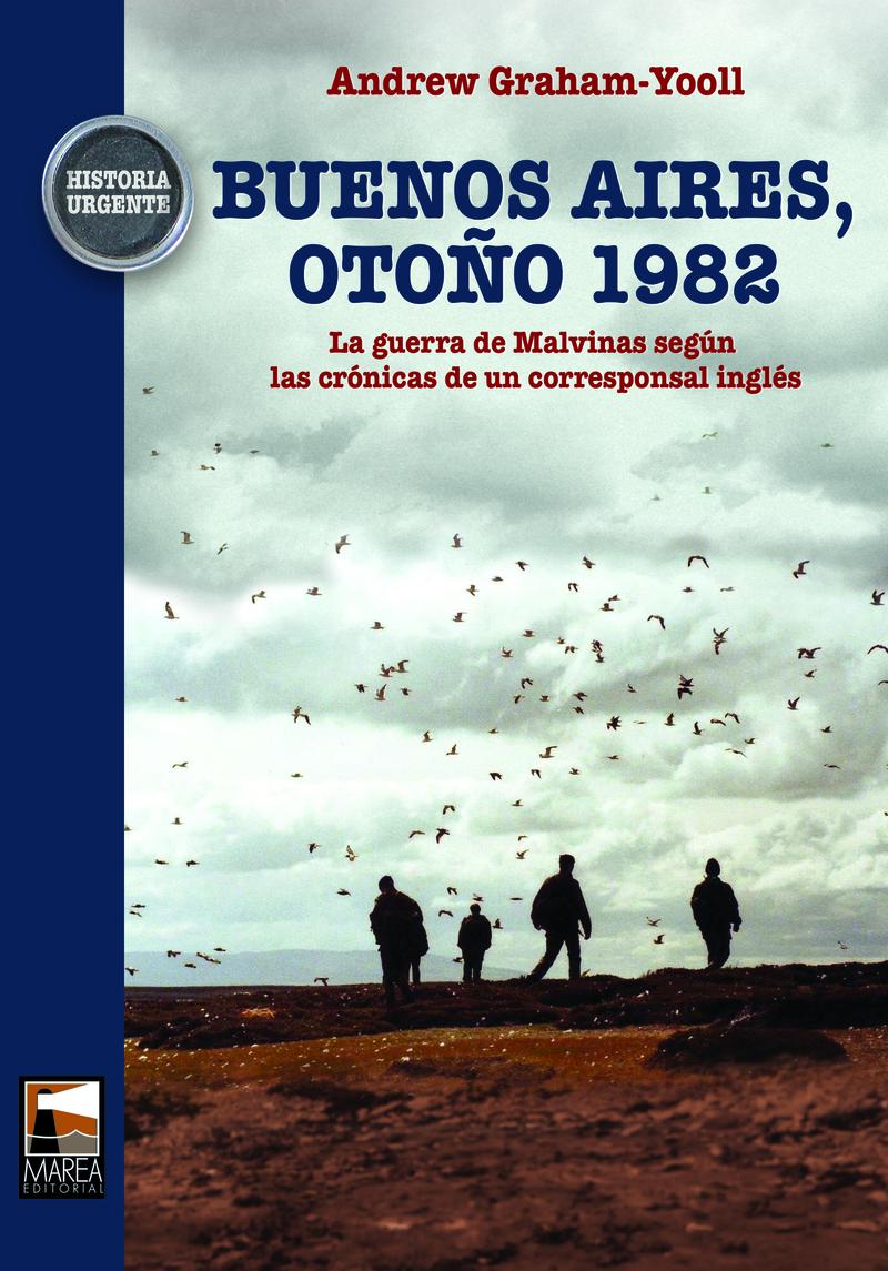 BUENOS AIRES, OTOÑO 1982: portada