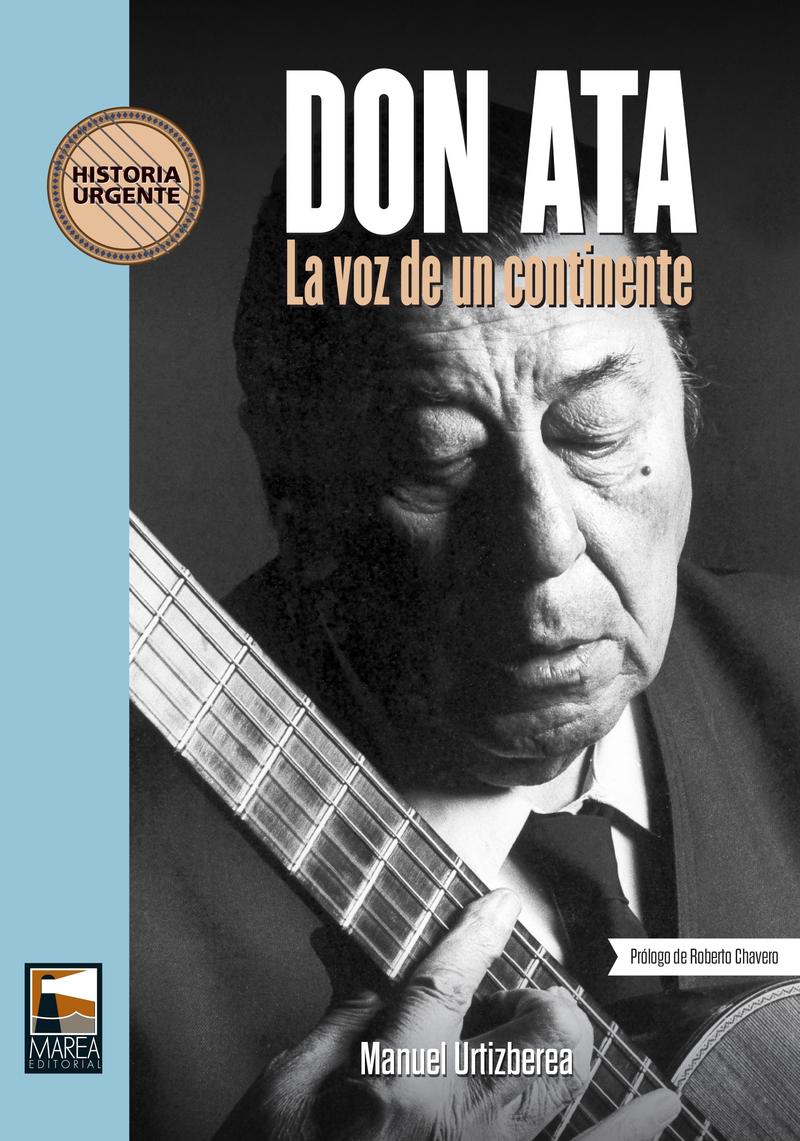 DON ATA: portada