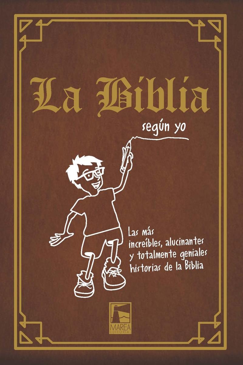 BIBLIA (SEGÚN YO), LA: portada