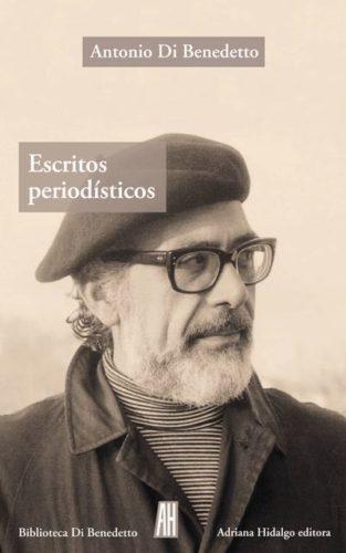 Escritos periodísticos (1943-1986): portada