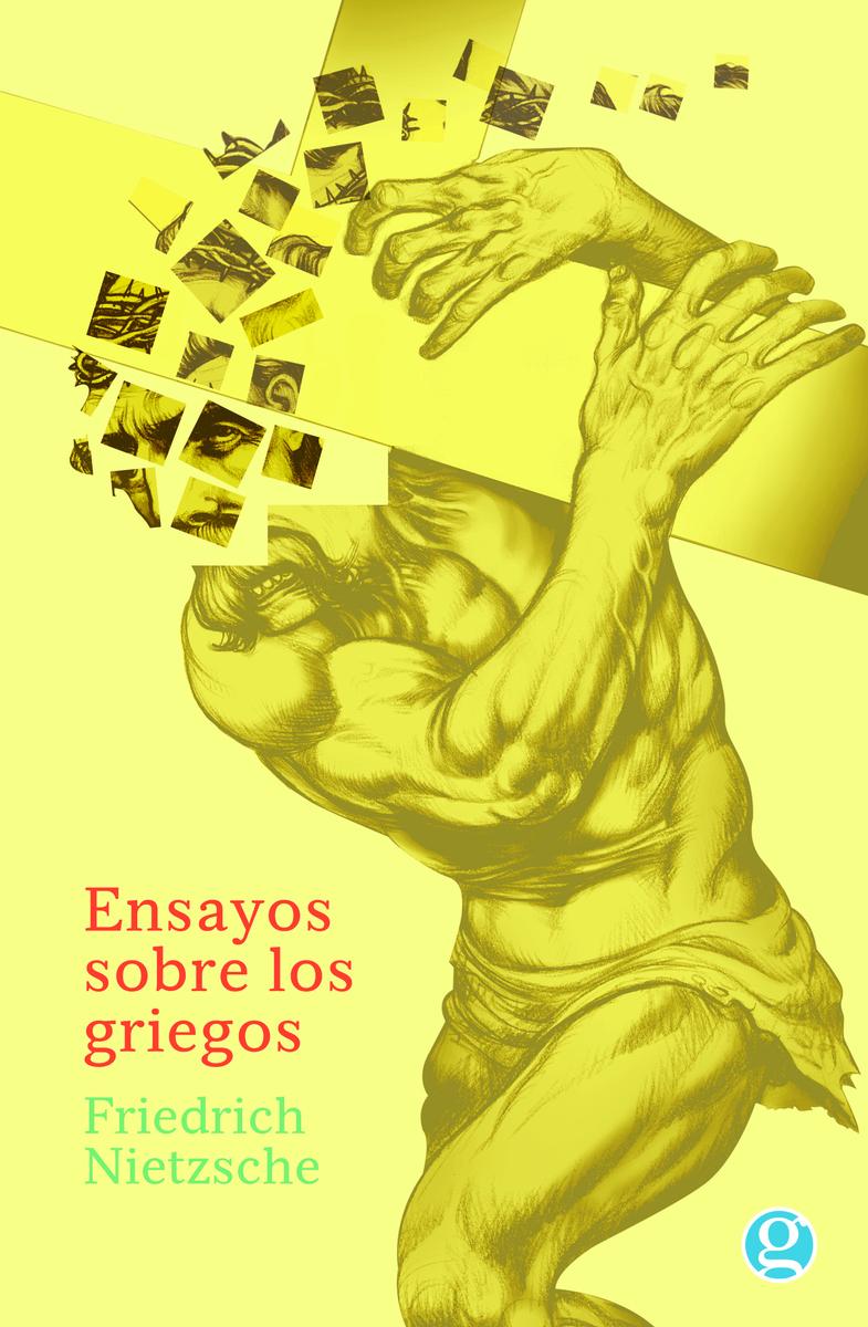 Ensayos sobre los griegos: portada