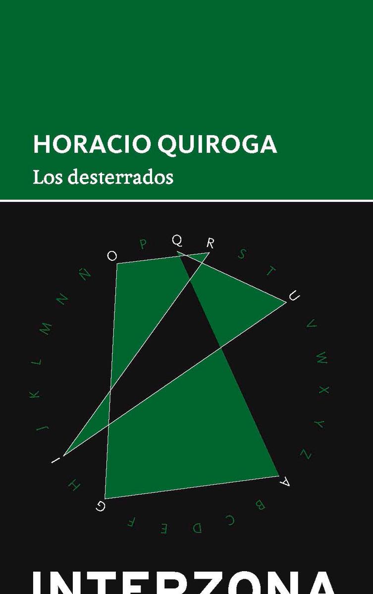LOS DESTERRADOS: portada