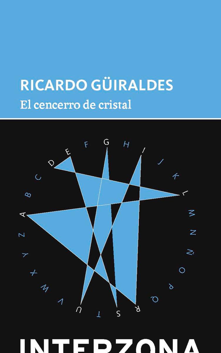 CENCERRO DE CRISTAL,EL: portada