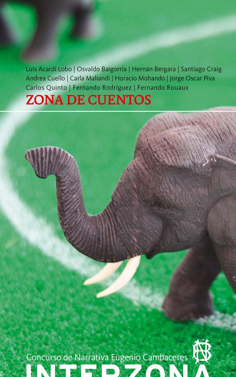 ZONA DE CUENTOS: portada