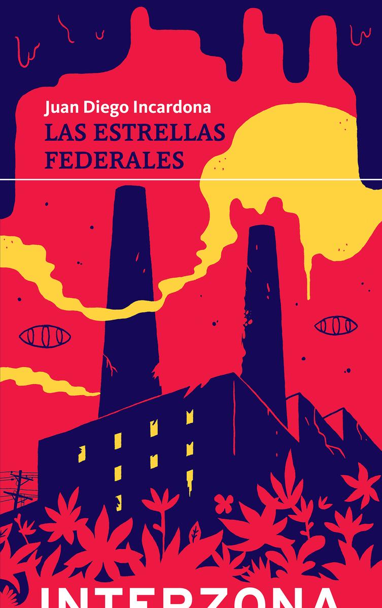 ESTRELLAS FEDERALES,LAS: portada