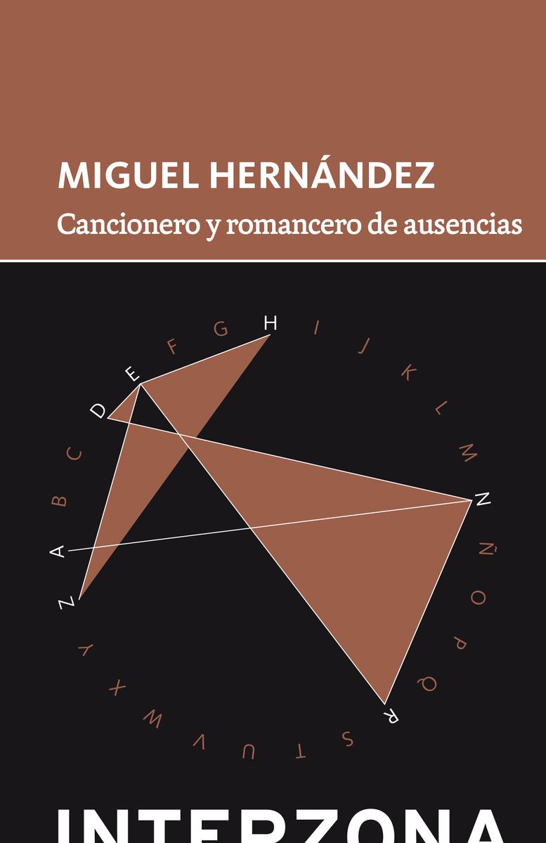 CANCIONERO Y ROMANCERO DE AUSENCIAS: portada