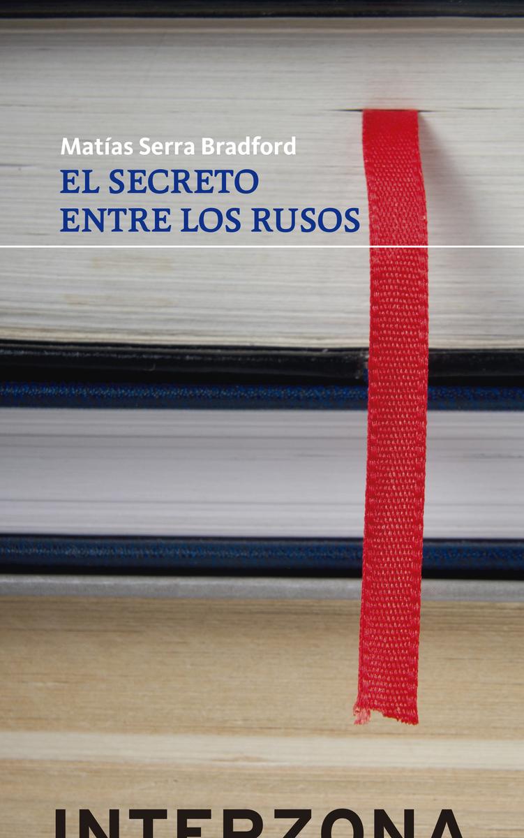 SECRETO ENTRE LOS RUSOS,EL: portada