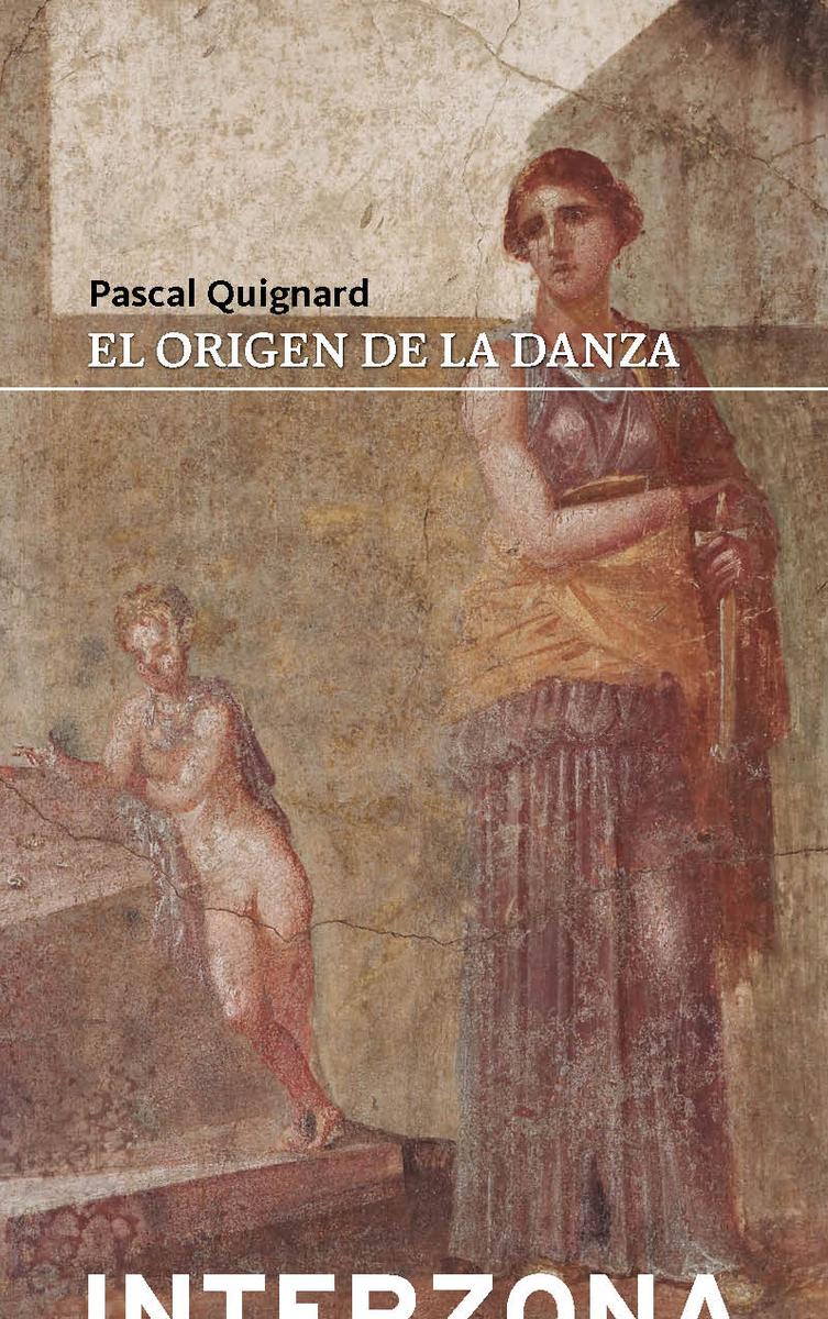 EL ORIGEN DE LA DANZA: portada
