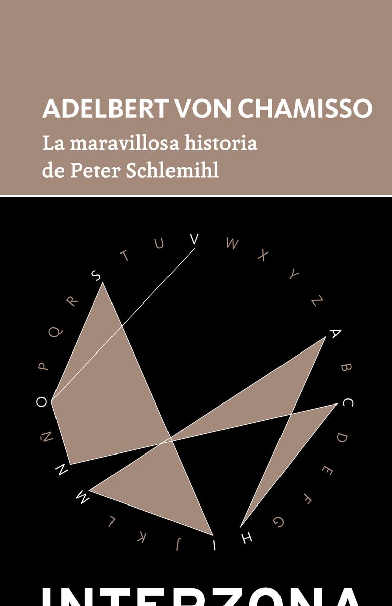 LA MARAVILLOSA HISTORIA DE PETER SCHLEMIHL: portada