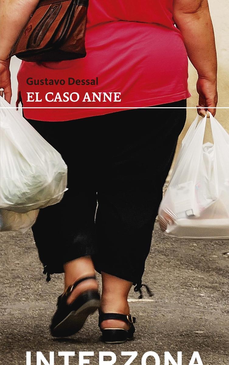 EL CASO ANNE: portada