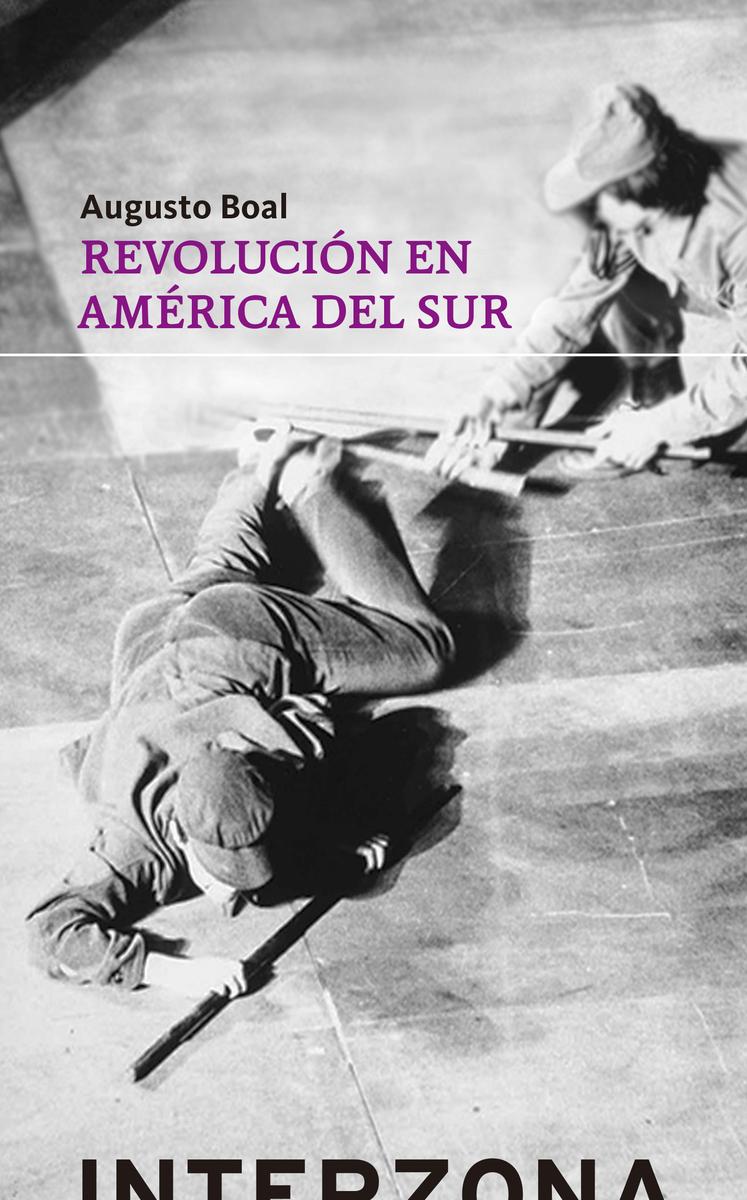 Revolución en América del Sur: portada
