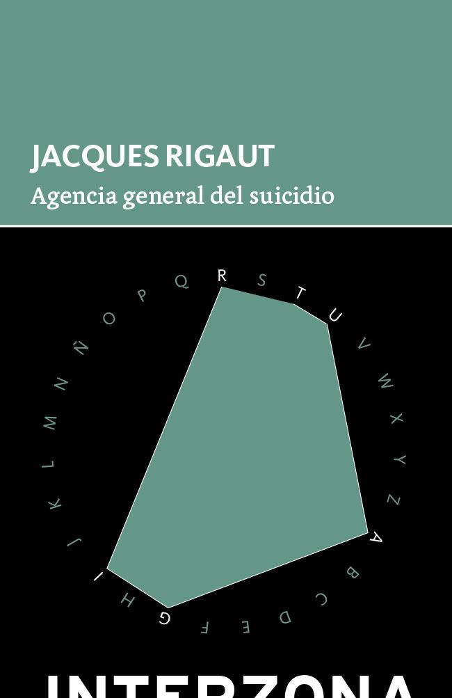 Agencia general del suicidio: portada