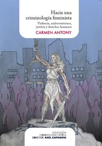 HACIA UNA CRIMINOLOGÍA FEMINISTA: portada